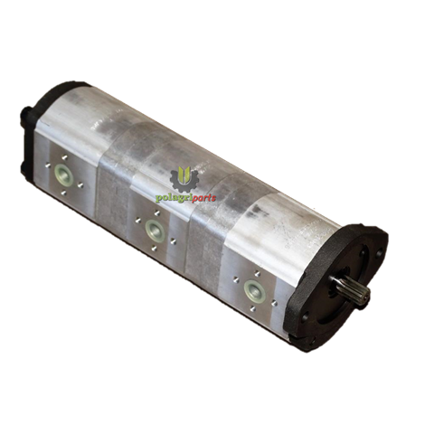 Pompa hydrauliczna potrójna cnh 87600468 222a22x341bp40m6/a16x156bp35m6/ 0510765393
