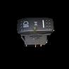Włącznik świateł Massey Ferguson 4293537M1