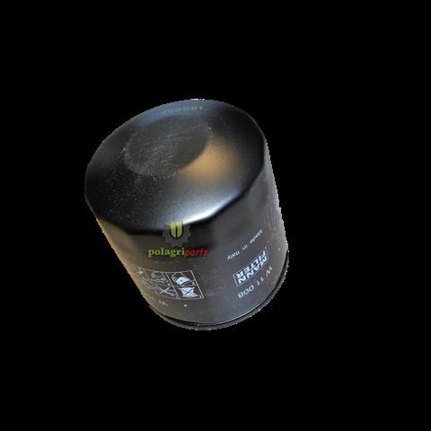 Filtr oleju silnika mann w 11 008  zast. p502549, 84222017
