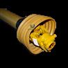 WAŁEK ODBIORU MOCY WOM T50 620 Nm L-1010 MM 4600T51010AC12B02