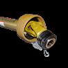 WAŁEK ODBIORU MOCY WOM T20 270 Nm l-810 mm 4600T20810AC12112