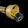 WAŁEK ODBIORU MOCY WOM T20 270 Nm L-510 4600T20510AC12112