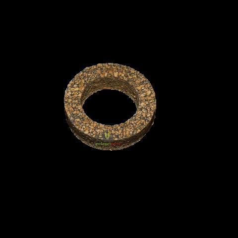 Pierścień korkowy,Podkładka wtryskiwacza  81806277