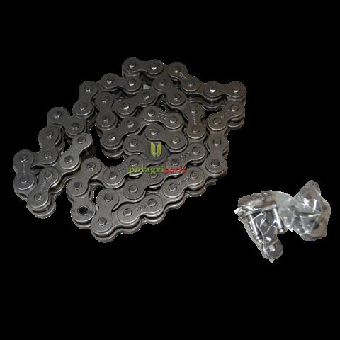 łańcuch rolkowy jednorzędowy napędu bębna 650191