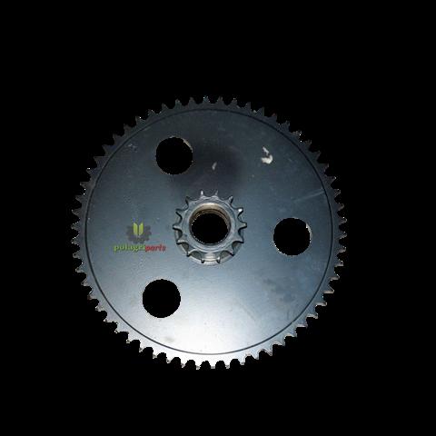 Zębatka podwójna napędu motowideł Claas 753533