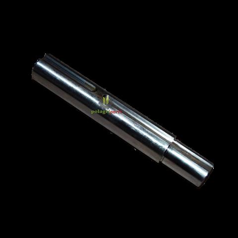 Wałek mimośrodu napędu targańca l-225mm 676298