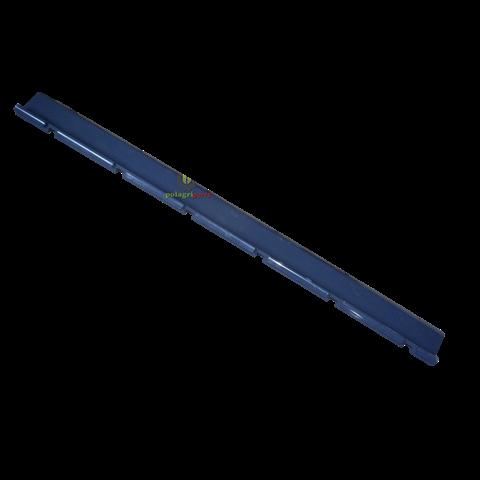 Blacha osłonowa bębna młocarni L-1394mm 755995