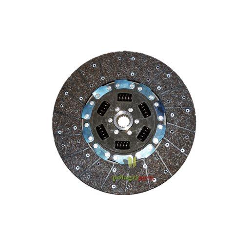TARCZA SPRZĘGŁA RENAULT ORGANICZNA FI 330 MM , Z-16 , 27/30 MM  333005511 6005005225 4323 E.Sassone