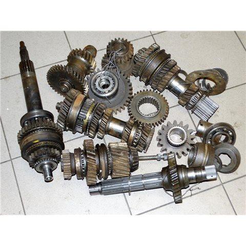 Używane części skrzyni biegów renault