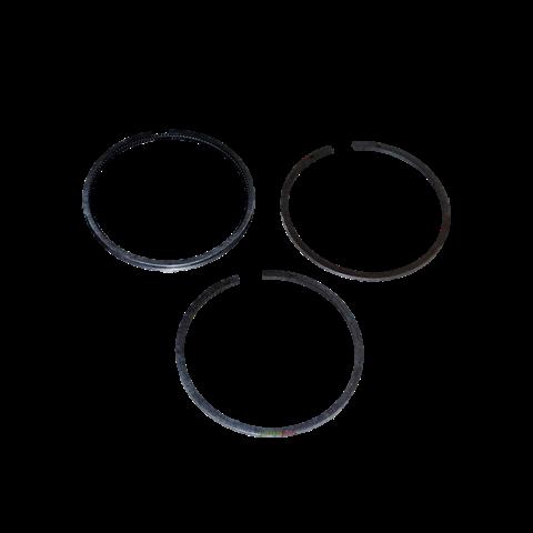 Pierścienie tłokowe  kompresora wabco 411141002 , fi 75 mm +0.50 2/4mm vaden 751202