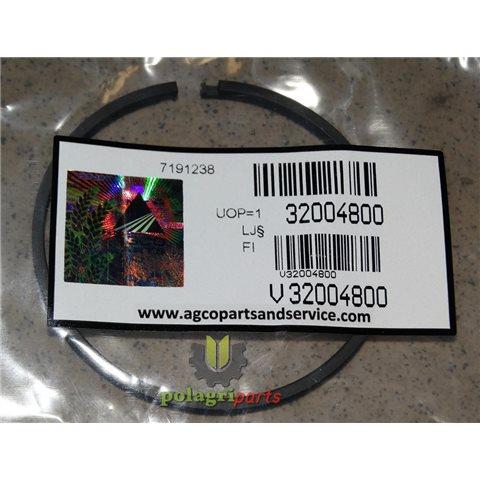 Pierścień uszczelniajacy skrzyni biegów v32004800