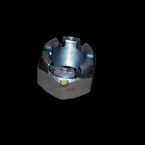 Nakrętka koronowa wałka m36x1,5 claas 624157