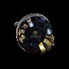 Stacyjka z metalową nakrętką LUBLIN 59115613 Zetor