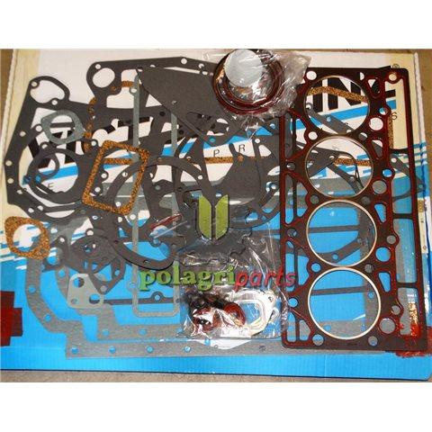 Zestaw uszczelek silnika case ihc d206 cały silnik vr 01-25800-01 3136799r99 , 3228431r92