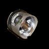 TŁOK + PIERŚCIENIE śr. 98mm, STD FENDT 8712780000