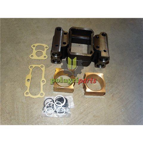 Zestaw naprawczy pompy hydraulicznej tłoczkowej mf 235 - 590 , 1810860m91