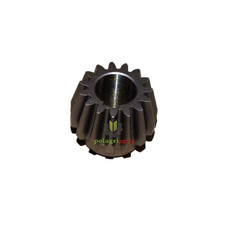 Zębatka kątowa z-15 fi 25 mm , 1 klin 8 mm 80433640