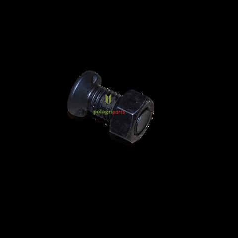 śruba płużna z nakrętką f.huard 12x30 54292