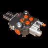 Zawór P80 1x DW 1 (z kielichem przyłącz.) 2P801A1K16GV1