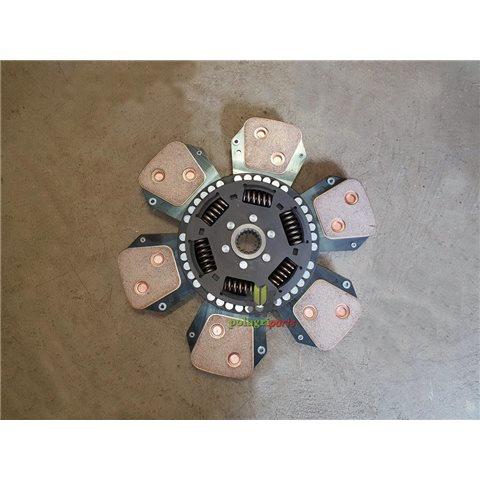 Tarcza sprzęgła luk 333014214 fi 330 mm z-18 , 27 x 30  6 spiekowa zetor 16021907