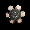 TARCZA SPRZĘGŁA CERAMICZNA ZETOR PROXIMA 54021906 OEM ZETOR 331023012