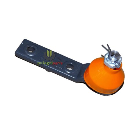 Główka kosy claas dominator mega ( płaska ) 670120 agv hard