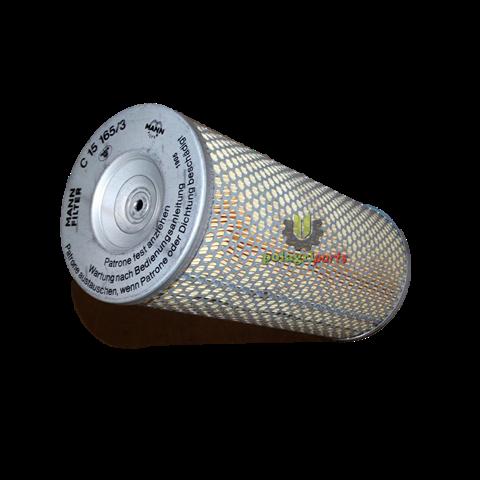 Filtr powietrza zewnętrzny mann c 15 165/3 c151653