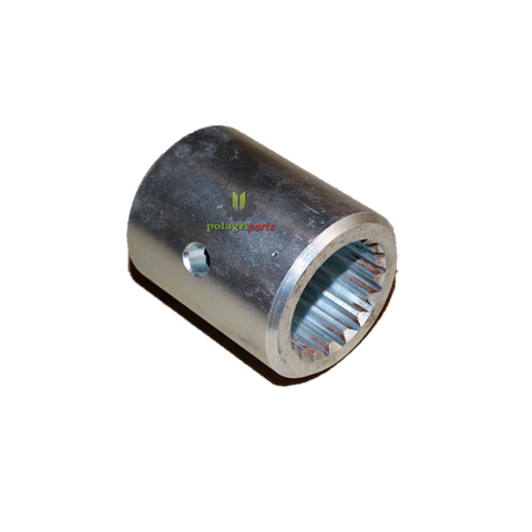 łącznik wałka sprzęgieł kemper m4500    dł. 55 mm, frez 31 x 35 mm  67319 , lca67319