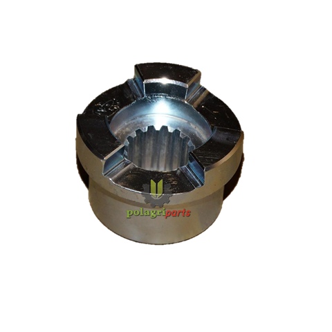 Sprzęgło kłowe kemper m4500 wielofrez mały 64793 gładki