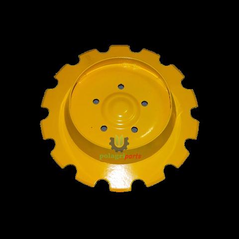 Talerz kroju znacznika vaderstad oem 443333 , fi 325 mm