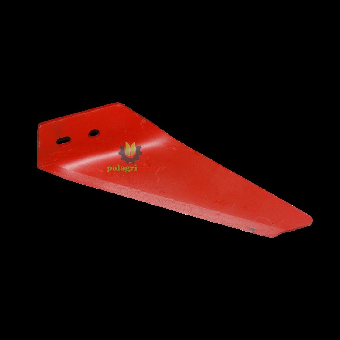 Nóż lemiesza Kverneland prawy 073091
