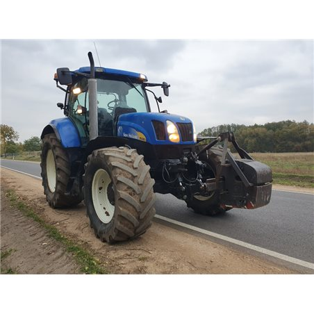 New Holland T6080 PowerCommand , tuz