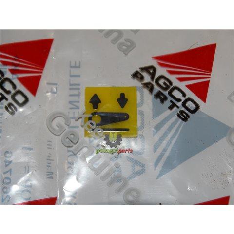 Wkładka przełącznika valtra v33223400