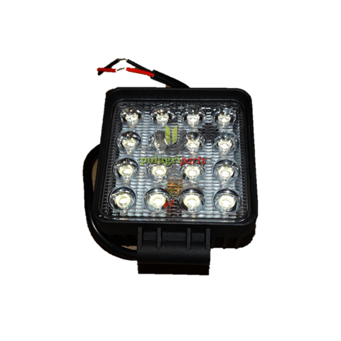 Lampa robocza led, 48w, 10-30v, 16 epistar ledx3w, flood