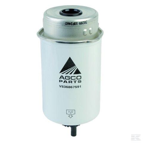 Filtr paliwa v836867591 agco