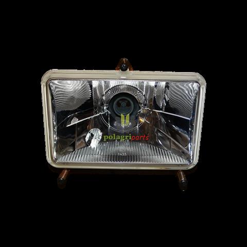 Reflektor świateł przednich głównych fendt 900 , g930900020010 , hella 1ab008 888-051p+l
