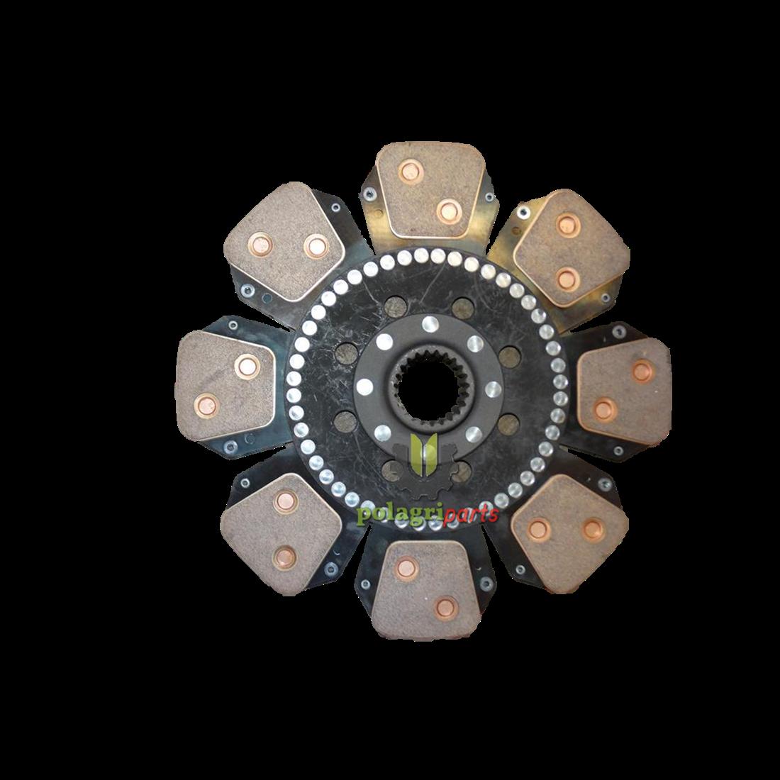 Tarcza sprzegłowa 350 mm 335015010 LUK Massey Ferguson