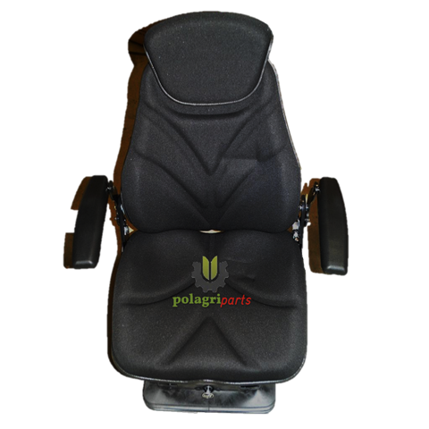 Siedzenie z amortyzacja pneumatyczną ts55000gp