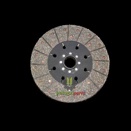 TARCZA SPRZĘGŁA MF 3000 PL ( ORGANICZNA) 46x51 23 FREZY , 3382760M1, 3382760M91, 3383227M1, 3615366M1, 3618835M1