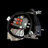 Zestaw do ładowacza czołowego 80L z jednoprzyciskowym joystickem i linkami 87011944