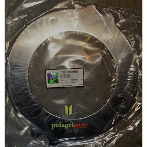 Przekładka tarczy hamulcowej agco 716150150500
