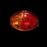 Lampa tylna Hella  Zespolona lewa 2SD343130157