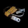 LINKA SPRZĘGŁA RENAULT TZ TZ RVI  760 MM 7700013448 , 7700045788
