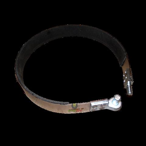 Taśma hamulcowa lewa fi 245 mm renault rvi tx tz 6005008446