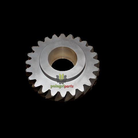 Koło zębate z-24 skrzyni biegów deutz fahr 04401332