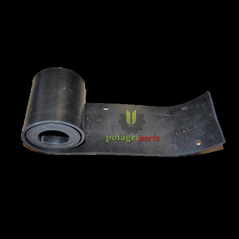 Osłona gymowa pod chwytacz kamieni claas mega 102 x 1300 mm 662857