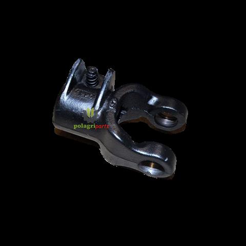 Widłak zewnętrzny bolec 6 frezów 1 3/8 na krzyżak 23.8 x 61.2 , 102-8206m