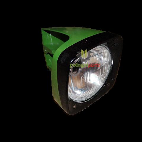 Reflektor przedni lewy john deere de13524