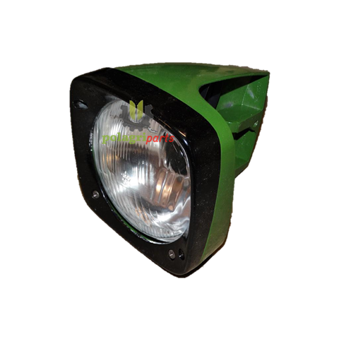 Reflektor przedni prawy john deere de13523