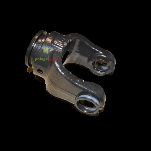 Widełki wewnętrzne do rury trójkąt fi 36 mm , krzyżak 27 x 74.6 mm benzi 204046852